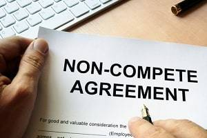 Sunrise business law attorney non-compete agreement